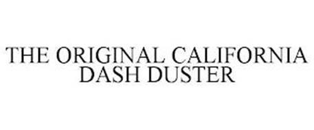 THE ORIGINAL CALIFORNIA DASH DUSTER