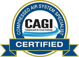 CERTIFIED COMPRESSED AIR SYSTEM SPECIALIST CAGI COMPRESSED AIR & GAS INSTITUTE