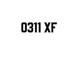 0311 XF