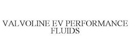 VALVOLINE EV PERFORMANCE FLUIDS