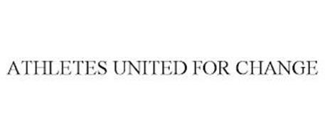 ATHLETES UNITED FOR CHANGE