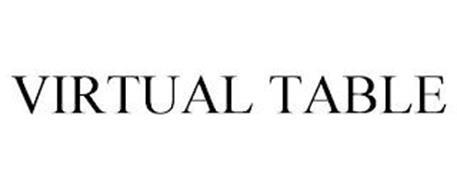 VIRTUAL TABLE