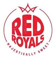 RED ROYALS MAJESTICALLY SWEET
