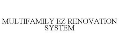 MULTIFAMILY EZ RENOVATION SYSTEM