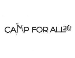 CAMP FOR ALL 2U