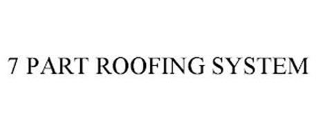 7 PART ROOFING SYSTEM