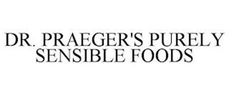 DR. PRAEGER'S PURELY SENSIBLE FOODS