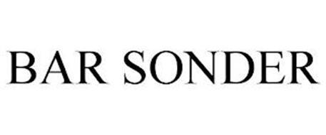 BAR SONDER