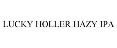 LUCKY HOLLER HAZY IPA
