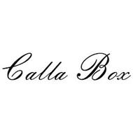 CALLA BOX