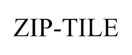 ZIP-TILE