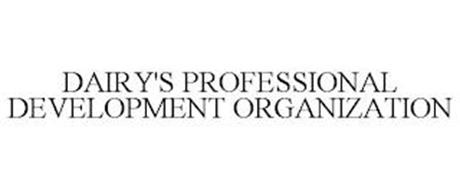 DAIRY'S PROFESSIONAL DEVELOPMENT ORGANIZATION