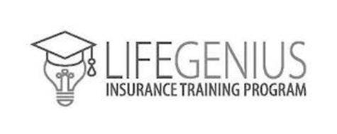 LIFEGENIUS INSURANCE TRAINING PROGRAM