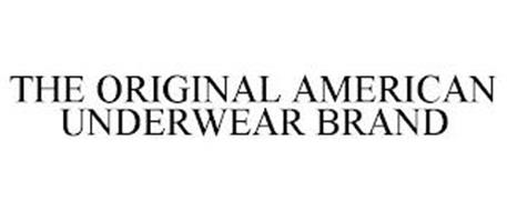THE ORIGINAL AMERICAN UNDERWEAR BRAND
