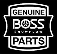 GENUINE BOSS SNOWPLOW PARTS
