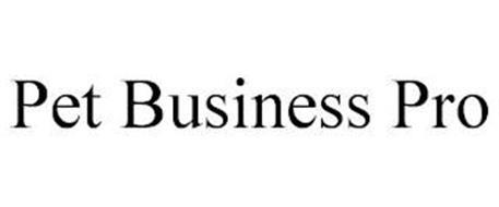 PET BUSINESS PRO