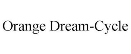 ORANGE DREAM-CYCLE