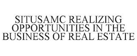 SITUSAMC REALIZING OPPORTUNITIES IN THE BUSINESS OF REAL ESTATE
