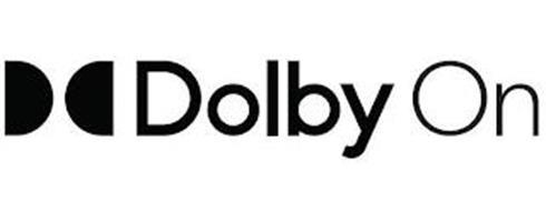 DD DOLBY ON