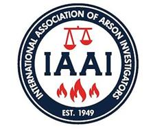 INTERNATIONAL ASSOCIATION OF ARSON INVESTIGATORS EST. 1949 IAAI