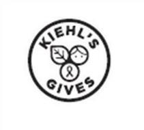 KIEHL'S GIVES