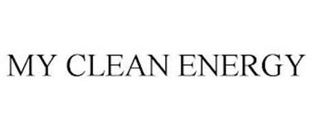MY CLEAN ENERGY