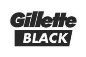 GILLETTE BLACK
