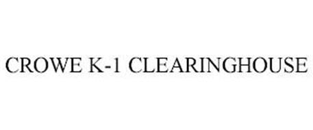 CROWE K-1 CLEARINGHOUSE