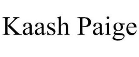 KAASH PAIGE