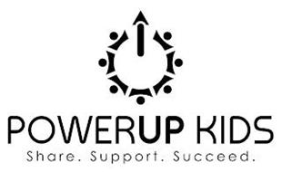 POWERUP KIDS SHARE. SUPPORT. SUCCEED.