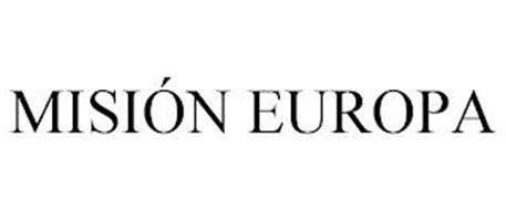 MISIÓN EUROPA