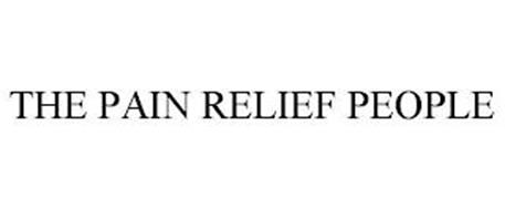 THE PAIN RELIEF PEOPLE