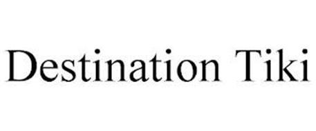 DESTINATION TIKI