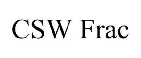 CSW FRAC