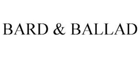 BARD & BALLAD