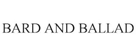 BARD AND BALLAD