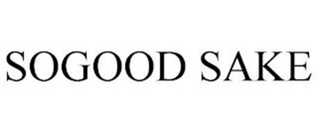 SOGOOD SAKE