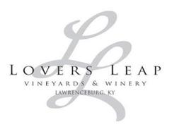 LL LOVERS LEAP VINEYARDS & WINERY LAWRENCEBURG, KY