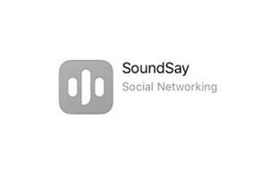 SOUNDSAY SOCIAL NETWORKING