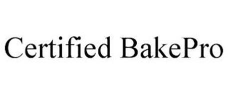 CERTIFIED BAKEPRO