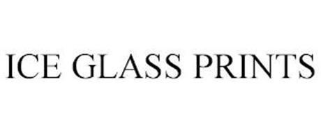 ICE GLASS PRINTS