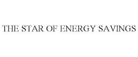 THE STAR OF ENERGY SAVINGS