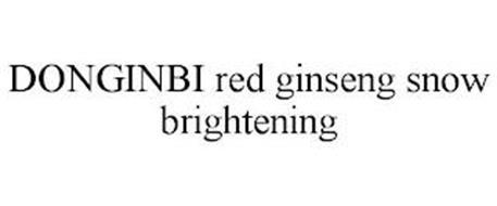 DONGINBI RED GINSENG SNOW BRIGHTENING