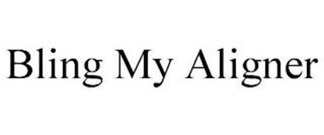 BLING MY ALIGNER