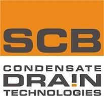 SCB CONDENSATE DRAIN TECHNOLOGIES