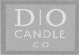 D   O CANDLE CO