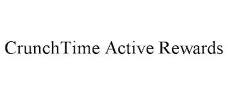 CRUNCHTIME ACTIVE REWARDS