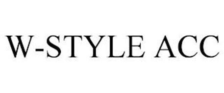 W-STYLE ACC