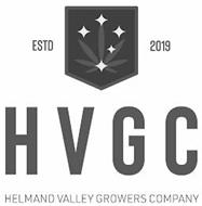 H V G C HELMAND VALLEY GROWERS COMPANY ESTD 2019