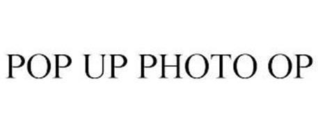 POP UP PHOTO OP